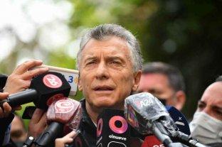 Macri acepta dialogar si hay un plan republicano   - Para Macri, la oposición extenderá sus ventajas en las elecciones generales de noviembre.   -