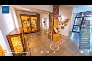 El Museo Ameghino presenta su nuevo recorrido 360º