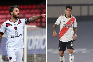 Newell´s y River cierran la fecha de la Liga Profesional