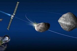 Video: primera misión para salvar a la Tierra de asteroides