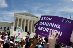 Estados Unidos: la Justicia pide bloquear la ley que prohíbe el aborto a partir de las seis semanas en Texas