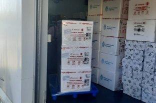Llegaron a Córdoba más de 161 mil vacunas de diferentes laboratorios