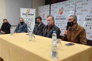 Michlig, González y Rigo entregaron más de 3 millones del FAE y aportes a instituciones