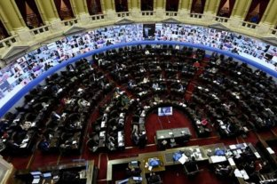 Diputados analizan el proyecto de ley de hidrocarburos
