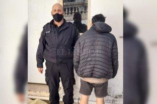 """Cayeron los sospechosos de la """"entradera"""" en Rincón"""