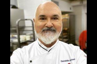 """Osvaldo Gross: """"Cocinar se volvió un acto de sociabilización"""""""