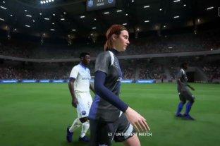 FIFA 22 suma fútbol femenino en el modo Clubes Pro