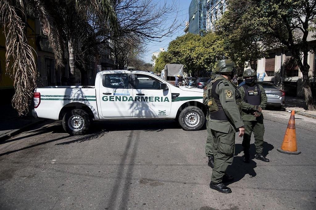Reforzaron la seguridad ante las nuevas amenazas. Crédito: Marcelo Manera