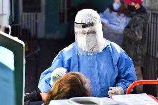 Covid: Argentina informó 153 decesos y 2.510 nuevos contagios