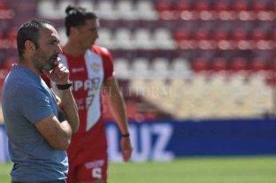 """Azconzábal: """"Soy el responsable de que no hayamos podido obtener el triunfo"""""""