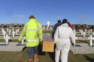 Inhumaron los restos de los seis excombatientes de Malvinas que fueron identificados