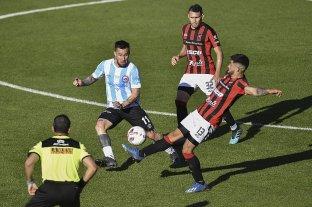 Argentinos y Patronato igualaron 1 a 1