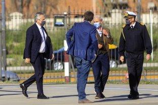 Gobernadores y la CGT expresaron su respaldo al presidente Alberto Fernández