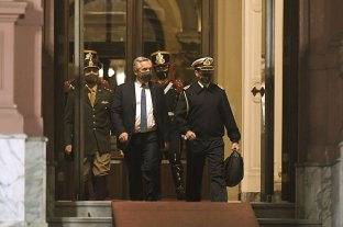Tras una jornada de renuncias y reuniones, Alberto Fernández resiste los cambios en el Gabinete