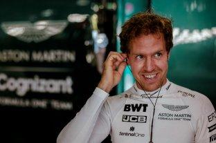 Fórmula Uno: Sebastian Vettel continuará en Aston Martin