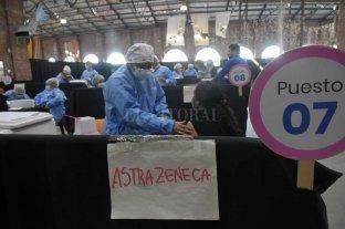 Se colocan 4.500 segundas dosis de Astrazeneca en la ciudad de Santa Fe