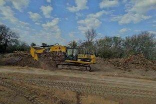Comenzaron los trabajos de pavimentación sobre la Ruta Provincial N°3