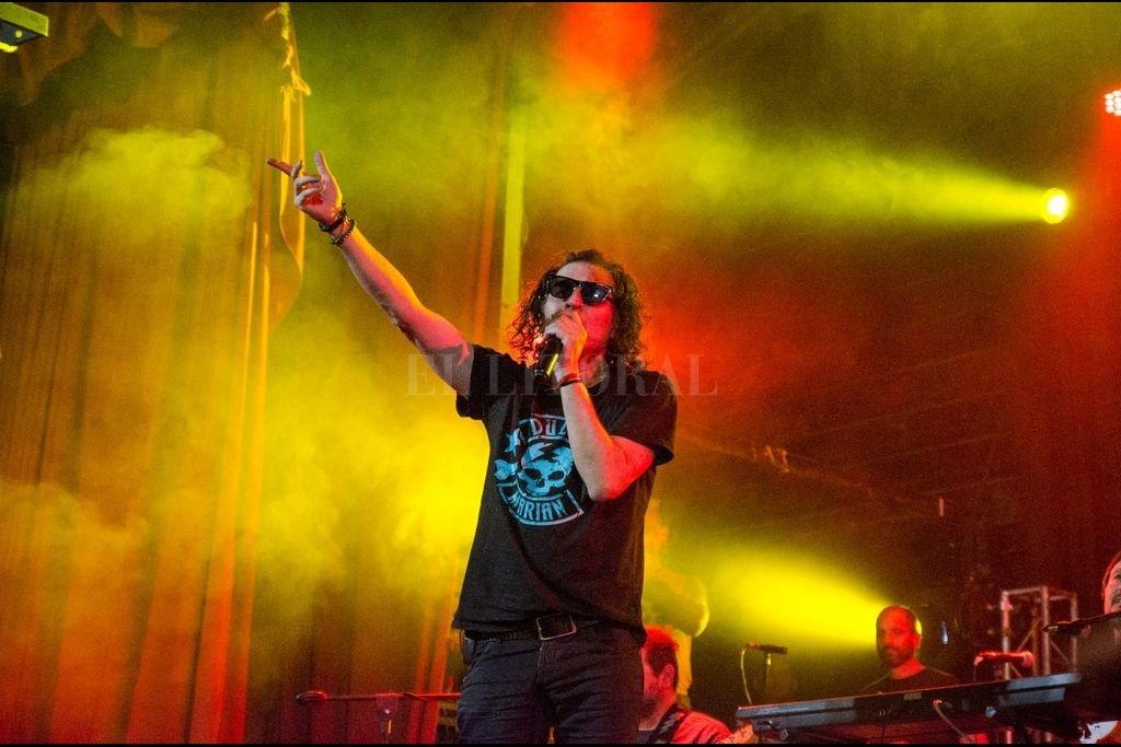"""El placer de recuperar viejas rutinas -  """"Hay que tratar de salir mejor de todas las experiencias y en eso estamos"""", explicó Beto Olguín respecto al presente de la banda que lidera."""
