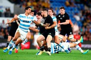 Nueva Zelanda confirmó once variantes para jugar frente a Los Pumas