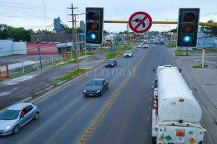Solicitan iluminar el tramo urbana de la Ruta 33 en Venado Tuerto