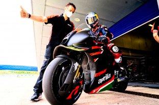 Andrea Dovizioso regresa al MotoGP