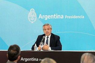 "Intendentes kirchneristas afirman que las renuncias fueron para ""fortalecer"" a Fernández"