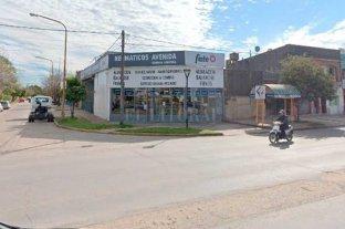 Tarde de terror en  barrio Los Hornos - La zona donde se produjo el hecho