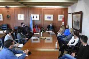Rafaela: encuentro entre intendente y concejales para dialogar sobre temas centrales