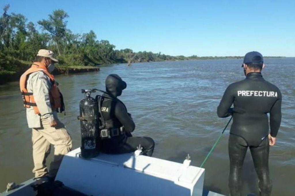 Corrientes: hallaron el cuerpo del último pescador desaparecido en el río Paraná -  -