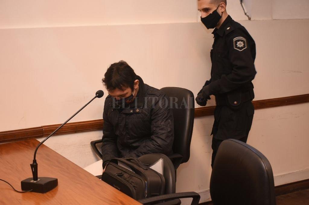 Esta es la segunda condena para Alberto Javier Márquez por hechos de violencia contra su ex pareja. Crédito: Flavio Raina