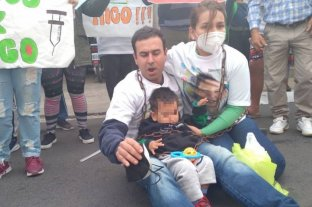 La Justicia de Corrientes falló a favor de la familia del bebé que necesita el remedio más caro del mundo