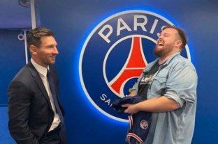 Ibai Llanos transmitirá el debut de Messi de local en PSG