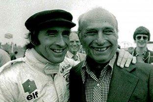 Jackie Stewart estará en el tributo a Fangio