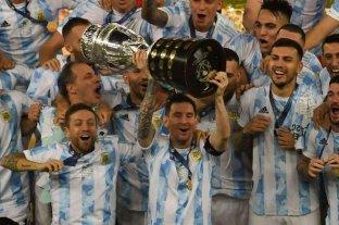 Argentina se mantiene en el sexto puesto del ranking FIFA de selecciones