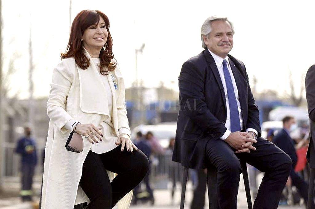 "Cristina Kirchner: ""Solo le pido al Presidente que honre la voluntad del pueblo argentino"" -  -"