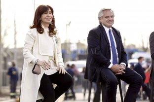 "Cristina Kirchner: ""Solo le pido al Presidente que honre la voluntad del pueblo argentino"" -"