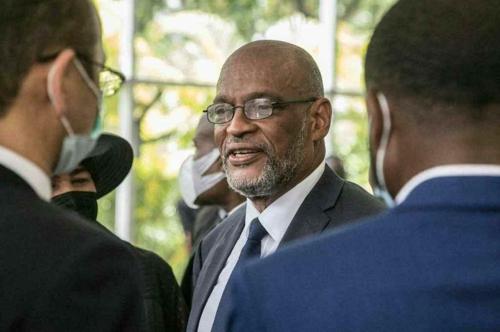 Ariel Henry, primer ministro de Haití. Lo acusan de no querer ayudar a la justicia en el esclarecimiento del homicidio de Jovenel Moise.    Crédito: Gentileza