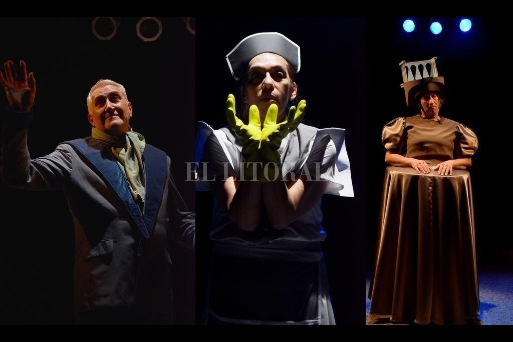 Con una estética basada en la escuela alemana Bauhaus y un lenguaje escénico que se aproxima a lo onírico, el Grupo Exit Teatro acerca nuevamente al público la maravillosa pluma del poeta granadino.  Crédito: Gentileza producción