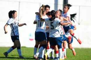 Fútbol Femenino: San Lorenzo goleó a Defensores de Belgrano