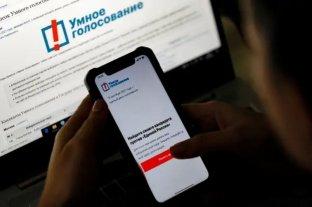 Rusia denunció ciberataques contra su votación online y apuntó contra Estados Unidos
