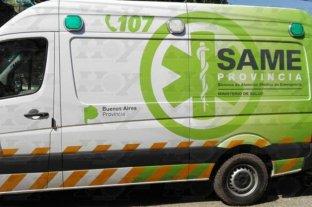 Insólito: fue a renovar el registro para conducir con un muerto en la ambulancia