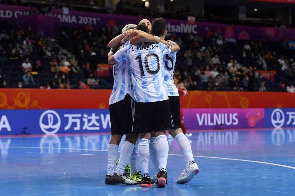 Crédito: Gentileza Selección Argentina