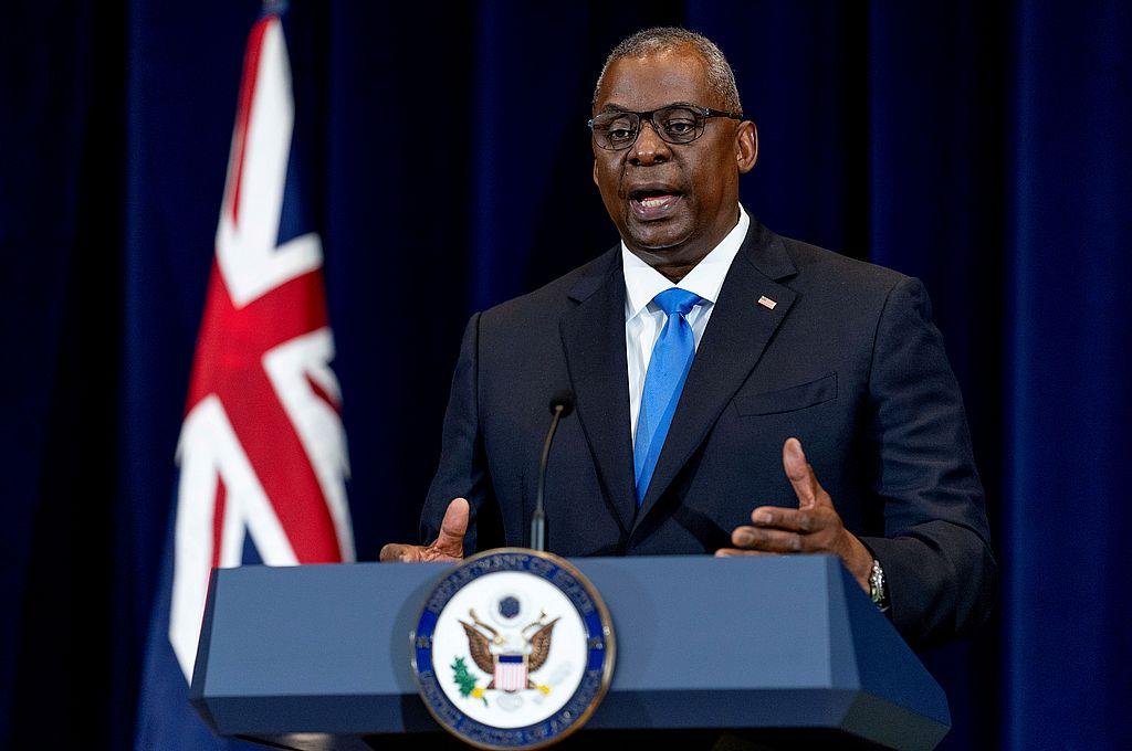 Lloyd Austin, secretario de Defensa. Crédito: Reuters