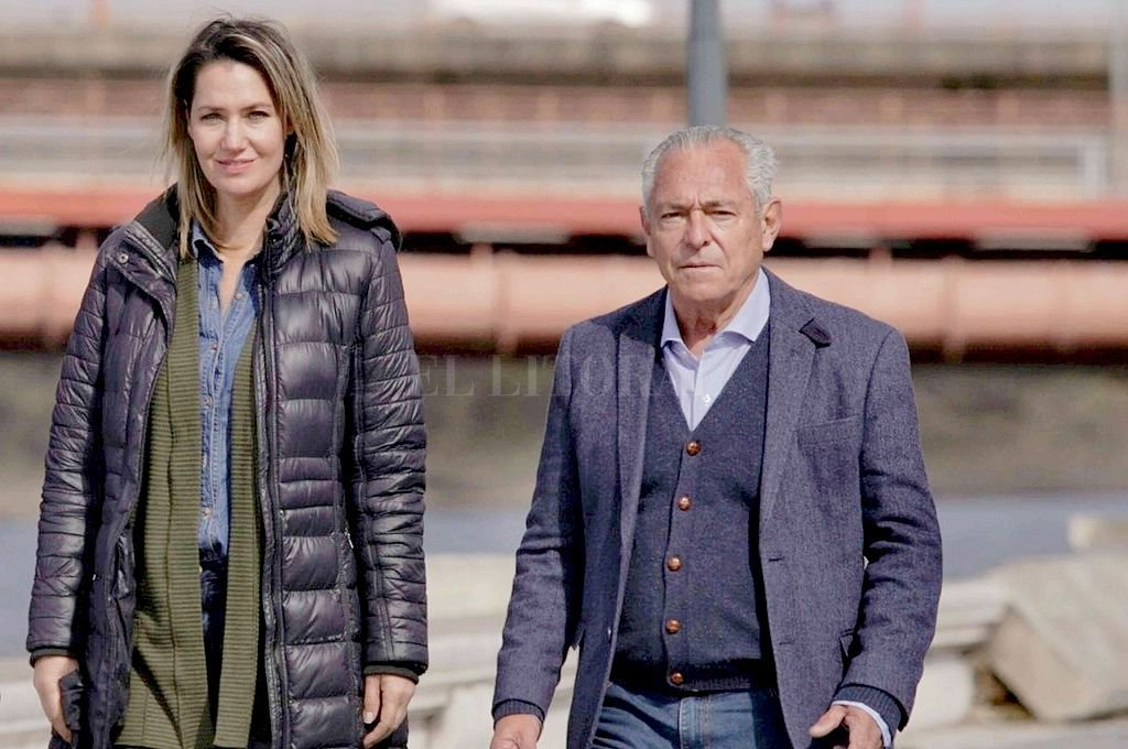 Losada y Barletta, ganadores de la interna de Juntos por el Cambio, estarán el martes en CABA. Crédito: Archivo El Litoral