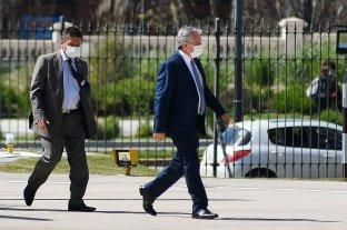 Alberto Fernández se reunirá este sábado con gobernadores peronistas en La Rioja -  -