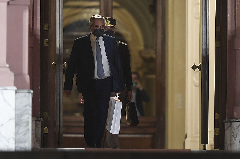 Confirmaron cambios en el Gabinete de Alberto Fernández: los nombres -  -