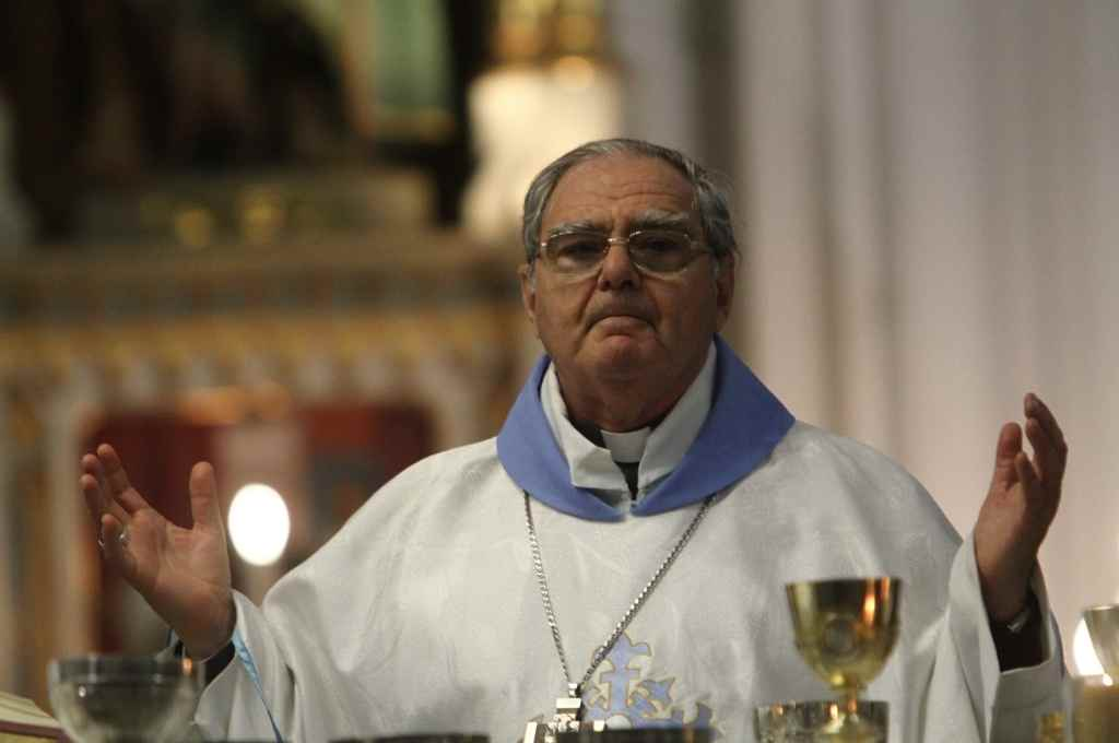 Monseñor Oscar Ojea.   Crédito: Gentileza