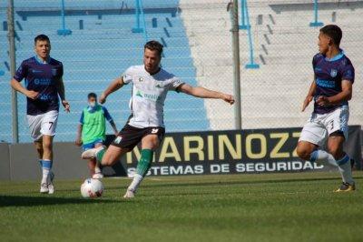 Atlético sigue sin poder ganar: igualó 1-1 con Ferro en Alberdi