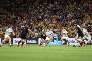 Nueva derrota de Los Pumas ante Nueva Zelanda