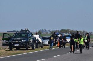 Femicidio en la ruta 90: un policía de Seguridad Vial ultimó de un disparo a su ex pareja -